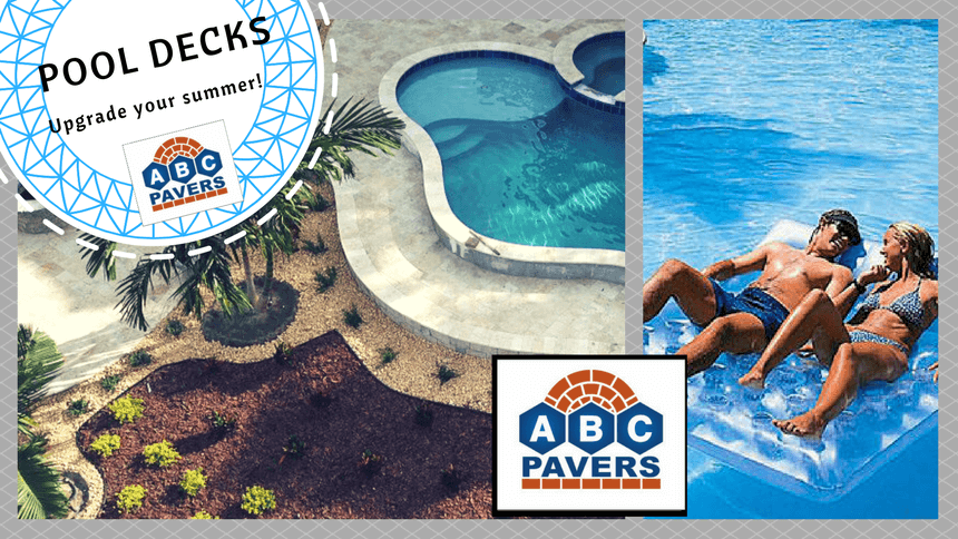 Permalink to: Pool Deck Pavers